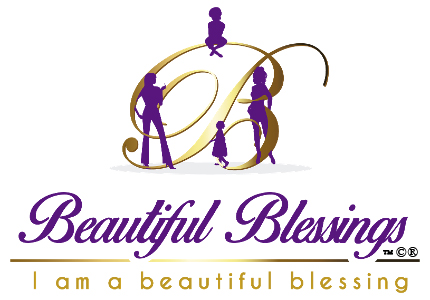 Beautiful Blessings Doll Collection, Logo